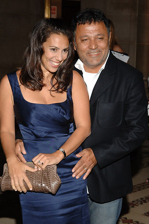 Rory and Elie Tahari.