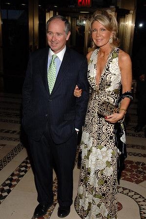Christine and Stephen Schwarzman