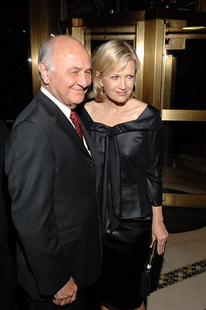 Nicholas Scoppetta & Diane Sawyer