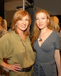 Nicole Miller and Devorah Rose, Executive Editor, Social Life Magazine