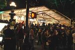 Olympus Fashion Week where Fashion is a spectator sport.
