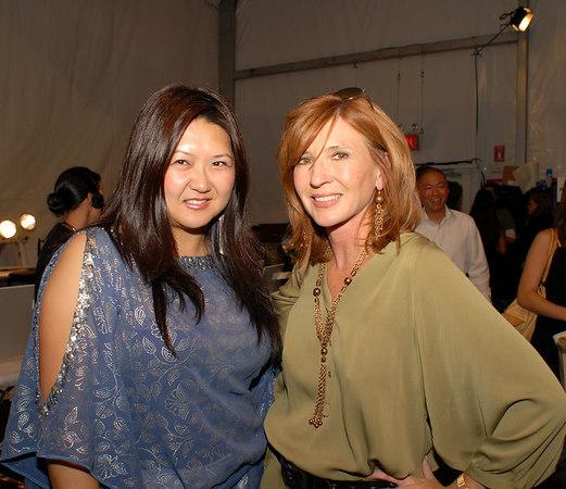 Susan Shin & Nicole Miller