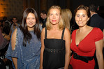 Susan Shin, Christina Wood and Laura Rubin