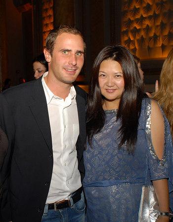 Stefan Lang & Susan Shin