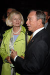 Diane Coffey, NYC Mayor Mike Bloomberg