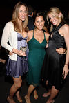 Social Life Magazine Fashion Director, Liz Durand, Laura Rubin & Cece Gehring (Jewelry & Accessories Editor)
