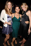 Social Life Magazine Fashion Director, Liz Durand, Laura Rubin & Cece Gehring (Jewelry & Accessories Editor)