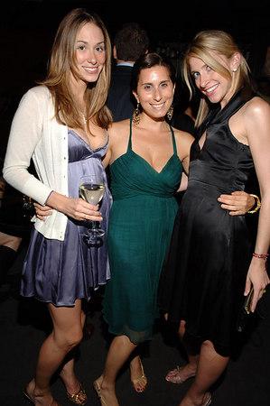 Social Life Magazine Fashion Director, Liz Durand, Laura Rubin & Cece Gehring
