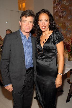 "Jay McInerney & <a href=""http://en.wikipedia.org/wiki/Tatiana_Gau"">Tatiana Platt</a>"