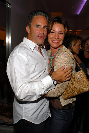 Campion Platt and Countess Luann de Lesseps