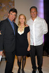 Jay McInerney, Anne Hearst & Campion Platt