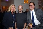 """<a href=""""http://www.smapr.com"""">Susan Magrino</a>, <a href=""""http://www.moby.com/"""">Moby</a> & <a href=""""http://www.imdb.com/name/nm0797526/"""">James Signorelli</a>"""