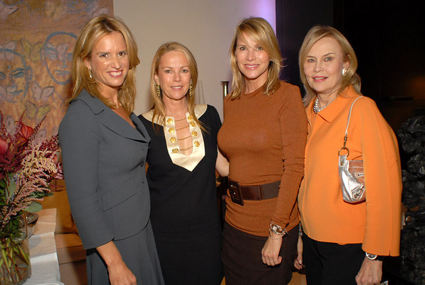"Kerry Kennedy, Anne Hearst, Patrica Duff & <a href=""http://www.imdb.com/name/nm0789208/"">Cornelia Sharpe Bregman</a>"