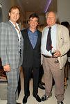 Charles Askegaard, Jay McInerney & Bobby Zarem