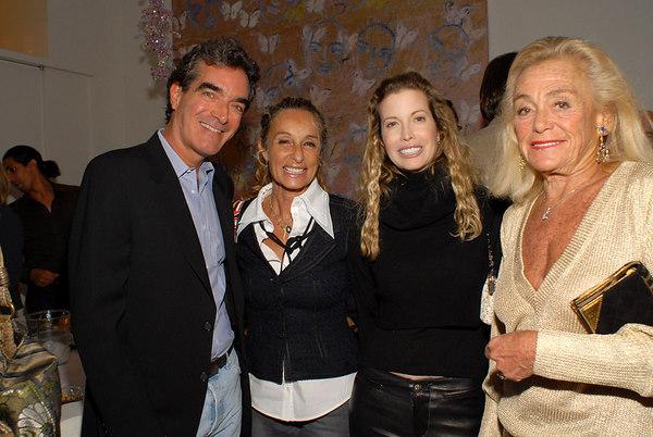 Michael Klein, Ann Dexter Jones, Deandra Douglas & ?