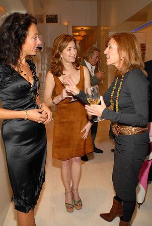 Tatiana Platt, Dana Delany and Nicole Miller