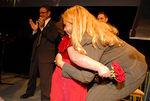 Kristina Schultz meets her donor Shannon Behrhof