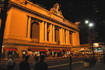 Grand Central Station, across the street from Cipriani