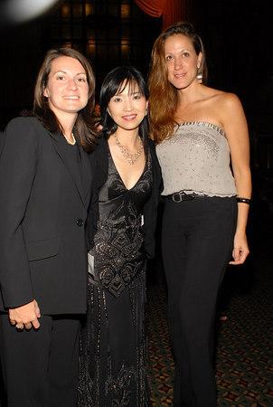 Courtney Hurd, Keiko Matsui & Kimberly Fields