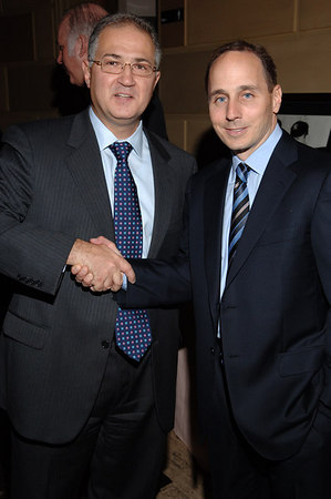 Tony Tempesta & Brian Cashman