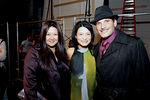 "Susan Shin, Vivienne Tam & <a href=""http://www.wma.com/phillip_bloch/summary/"">Phillip Bloch</a>"