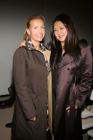 Christina Wood & Susan Shin