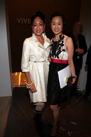 Lucia Hwong Gordon & Ida Liu