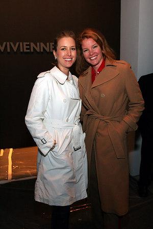 Christine Cachot & Mona Wyatt