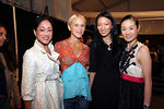 Lucia Hwong Gordon, Carrie Cloud, Ling & Ida Liu