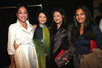 Lucia Hwong Gordon, Vivienne Tam, Susan Shin & Payal Chaudhri