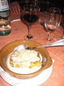 Polenta Cuisine (A Group Favorite) - Mibs Mara