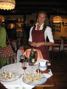 Lago Laux Wine Tasting - Mibs Mara