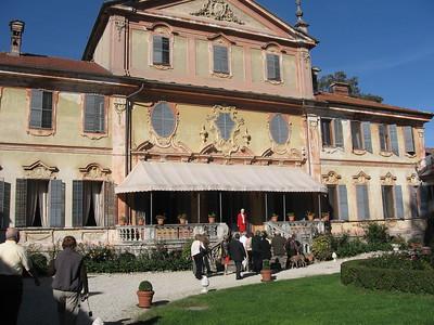 Home of Alessandra Castelbarco Visconti - Mibs Mara