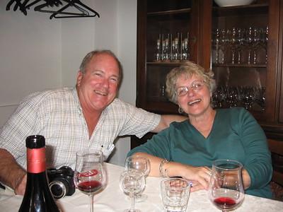 Stephen and Linda Jennings - Mibs Mara