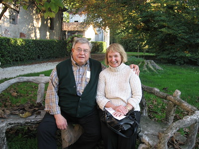 Bob Ward and Peggy Maher - Mibs Mara
