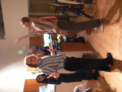 Stefan's Birthday party in Slide Ranch