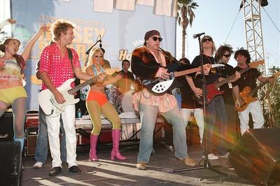 The Romantics in Concert at Seminole Hard Rock