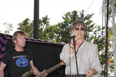 The Fleshtones in Concert at Seminole Hard Rock