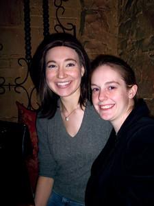 Meg & Joanna
