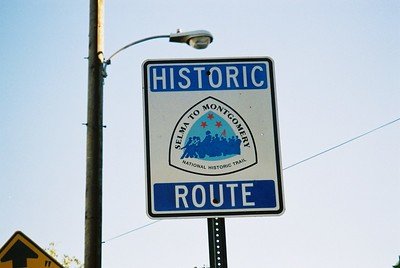 Historic Route through Alabama - Bob Durkee