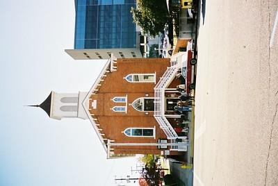 Dexter Avenue King Memorial Baptist Church - Bob Durkee