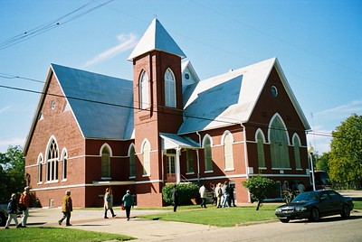 First Baptist Church, Selma - Bob Durkee