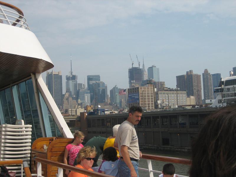 Good-bye New York City!