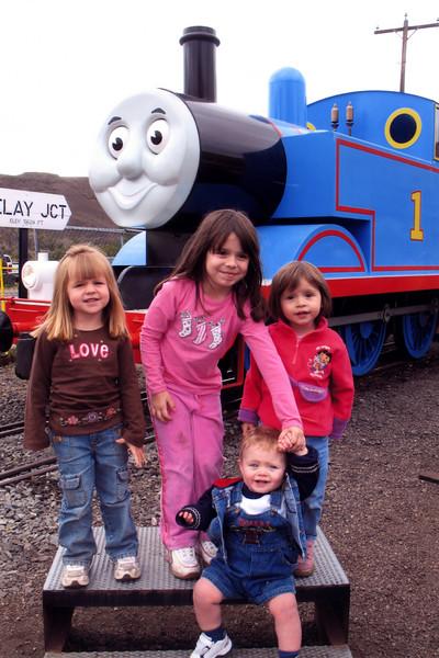 Thomas the Train - September 2006