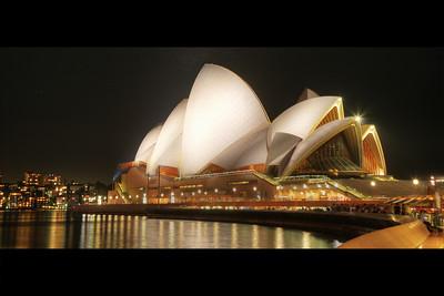Three days in Australia