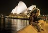 sydney opera house sham simon. 2006