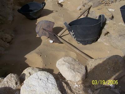 Excavation Tools - Giza