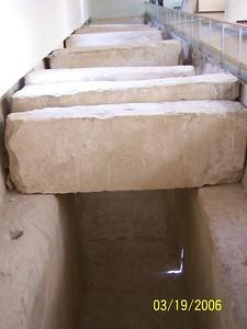 Giza - Sun Boat Pit