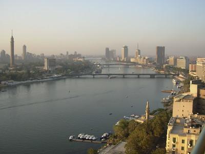 Bridges over the Nile -Danny Turner