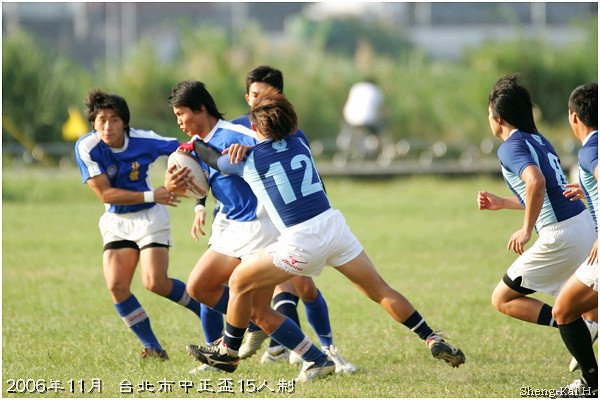 台北體院 VS 輔仁大學A隊(TPEC vs FJU-A)